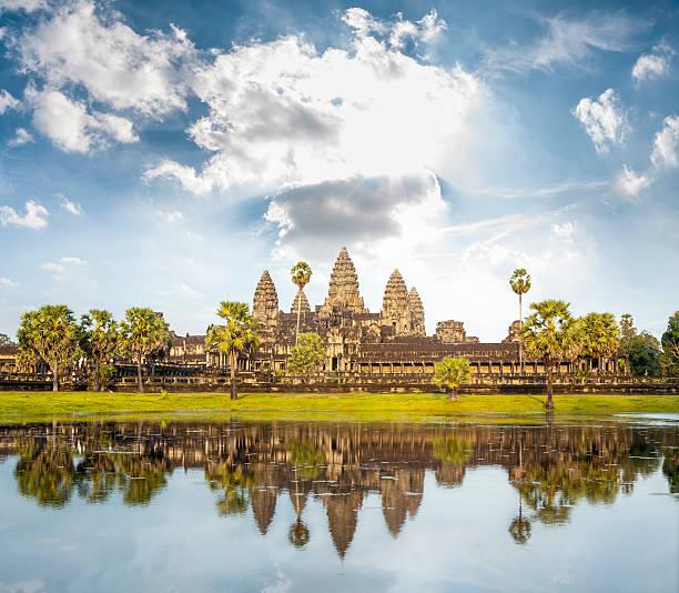 Siem Reap Uçak Bileti ARA