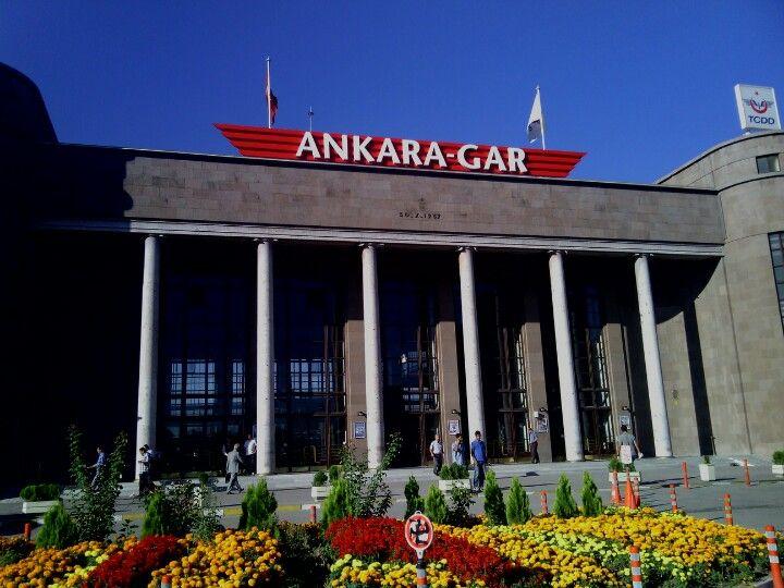 Ankara Şehrinde Gezilecek Yerler