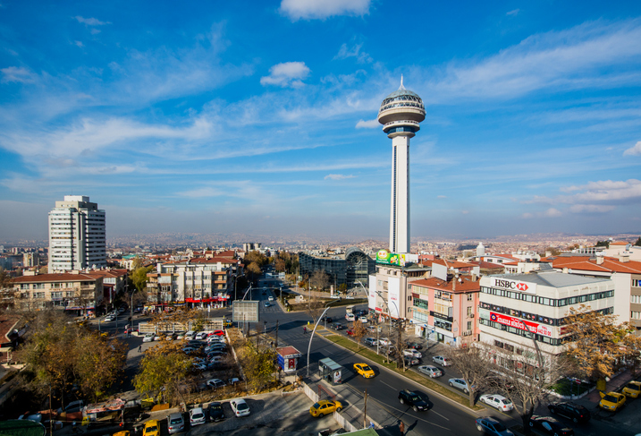 Antalya Ankara Uçak Bileti