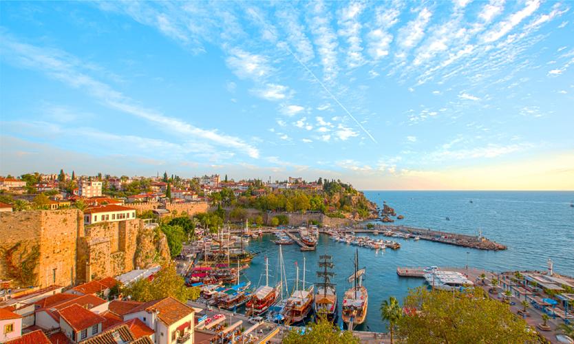 Ankara Antalya Uçak Bileti