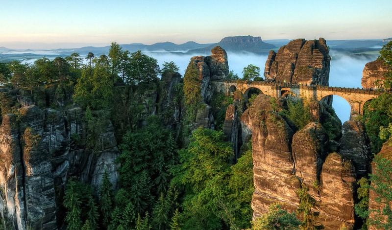 Bohem İsviçre Ulusal Parkı