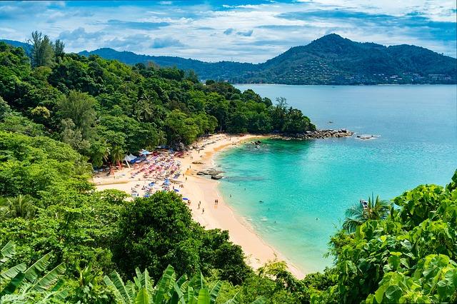 Phuket Şehrinde Gezilecek Yerler