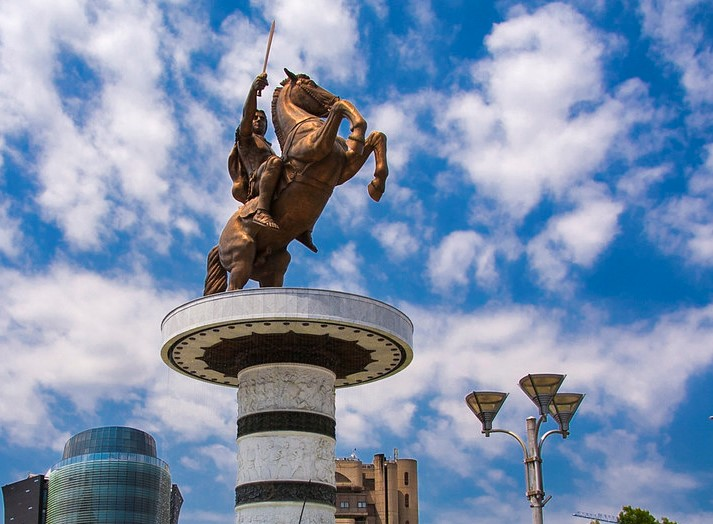 Makedonya Şehrinde Gezilecek Yerler