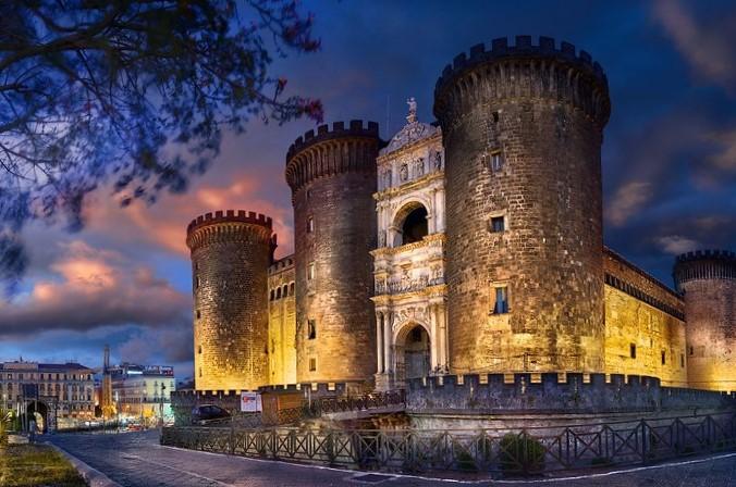Napoli Şehrinde Gezilecek Yerler