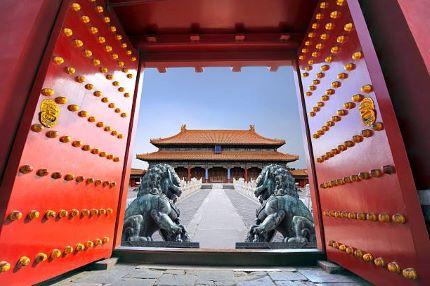 Çin Şehrinde Gezilecek Yerler