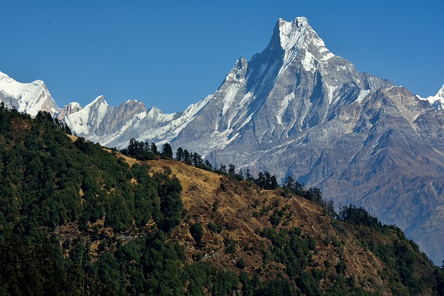 Nepal Şehrinde Gezilecek Yerler