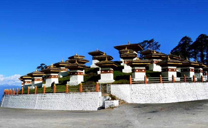 Bhutan Şehrinde Gezilecek Yerler