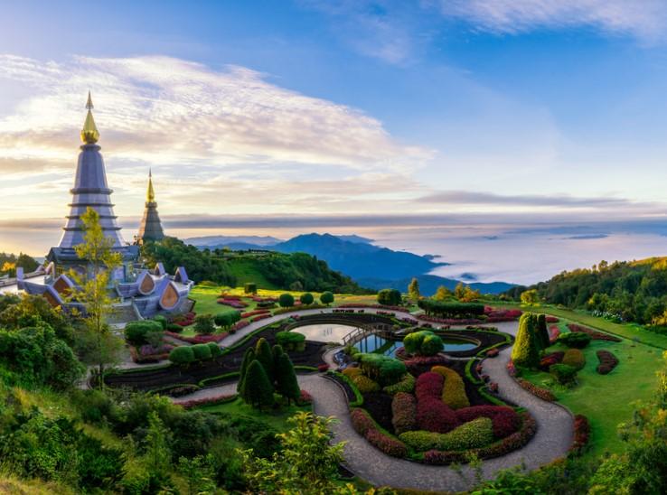 Tayland Şehrinde Gezilecek Yerler