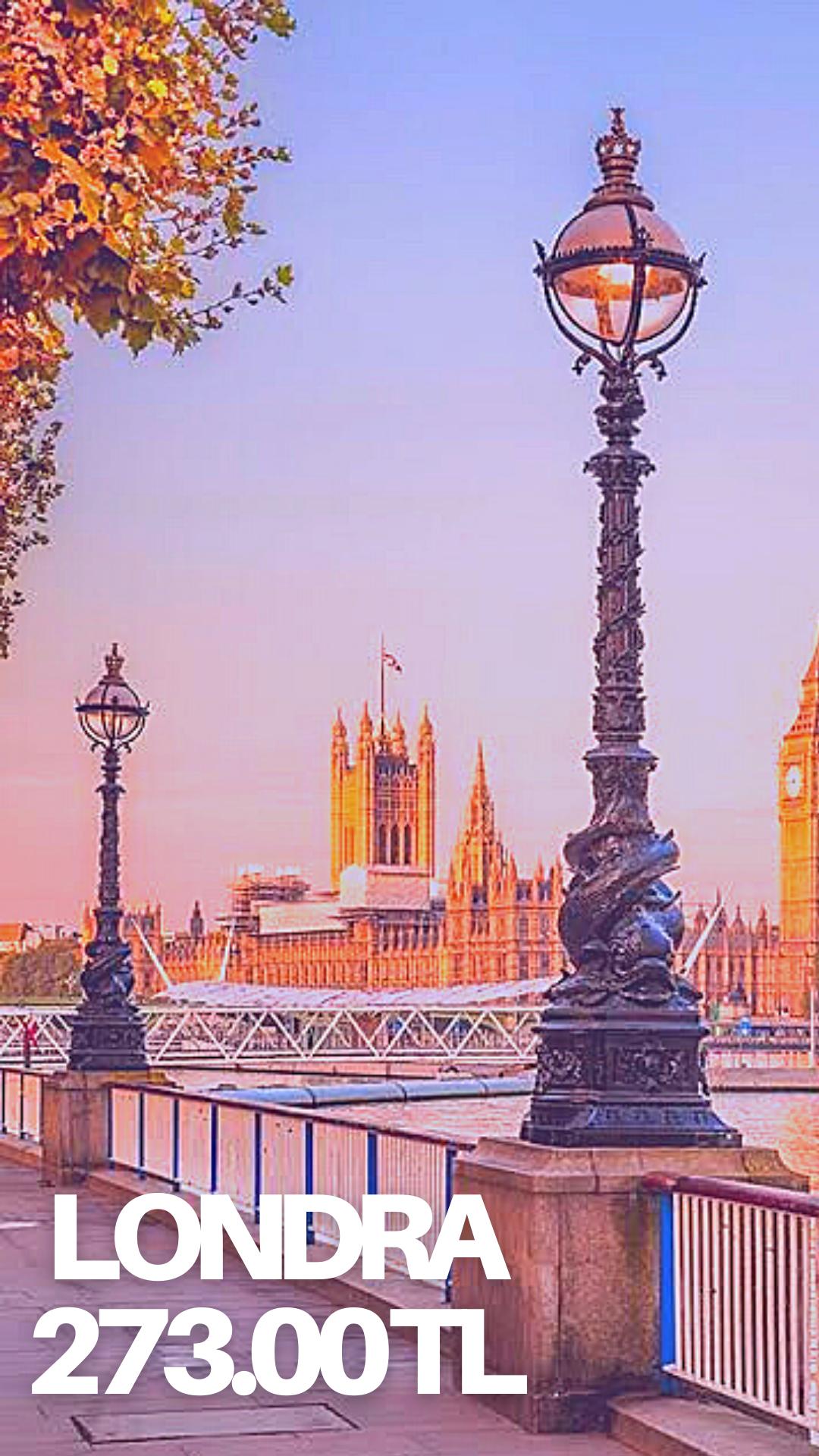 Londra Göründü !!!