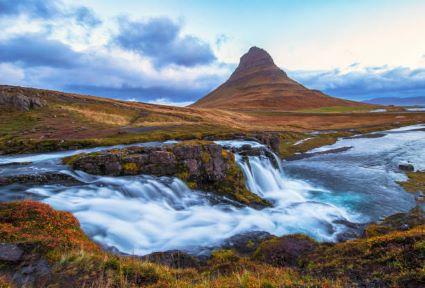 Muhteşem Doğası, Buz Gibi Havasıyla İzlanda