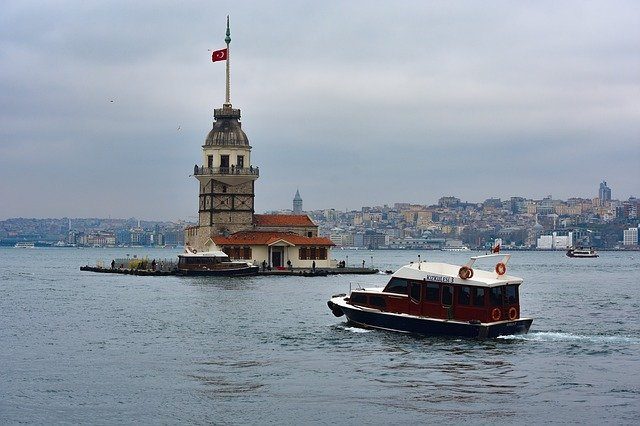 2 Gün İstanbul Şehrinde Gezilecek Yerler