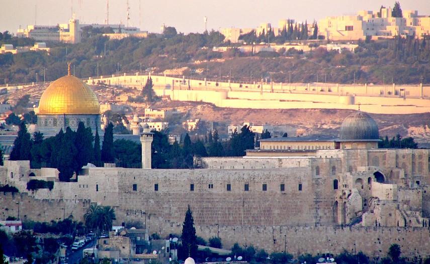 Kudüs Şehrinde Gezilecek Yerler