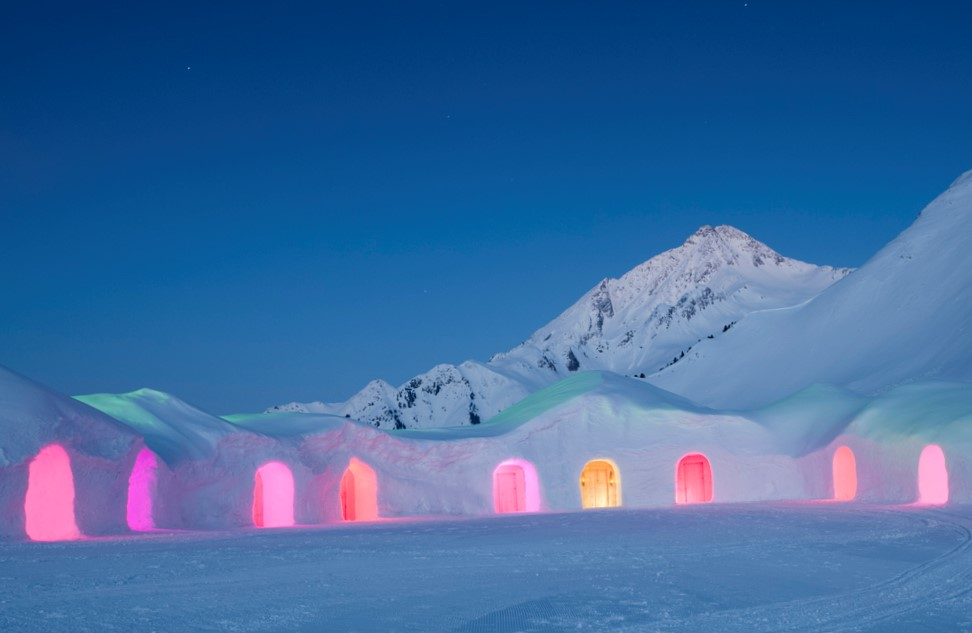 İskandinavya'da Kutup Geceleri