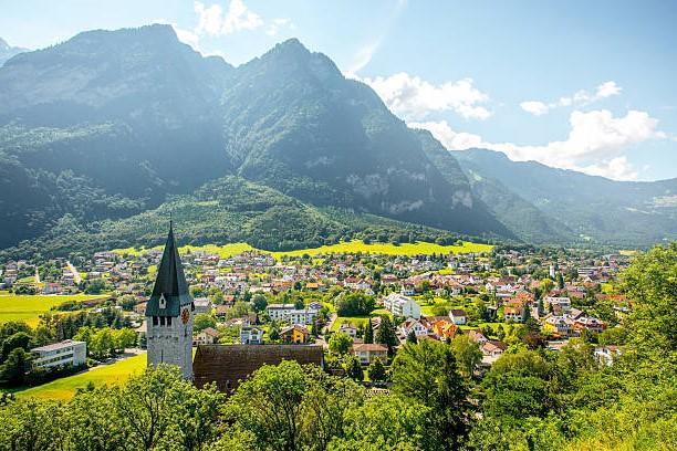 Liechtenstein Uçak Bileti