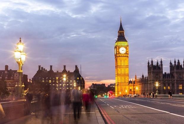 Londra Şehrinde Gezilecek Yerler