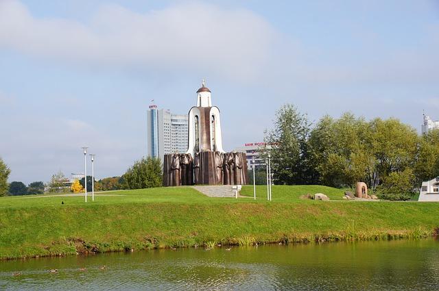 Minsk Şehrinde Gezilecek Yerler