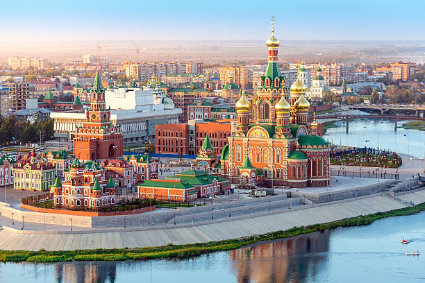 En Ekonomik Moskova Domododevo Uçak Bileti
