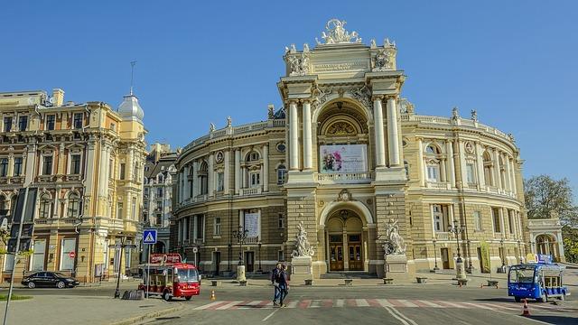 Odesa Şehrinde Gezilecek Yerler