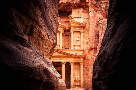 Petra'da Kısa Bir Yürüyüş