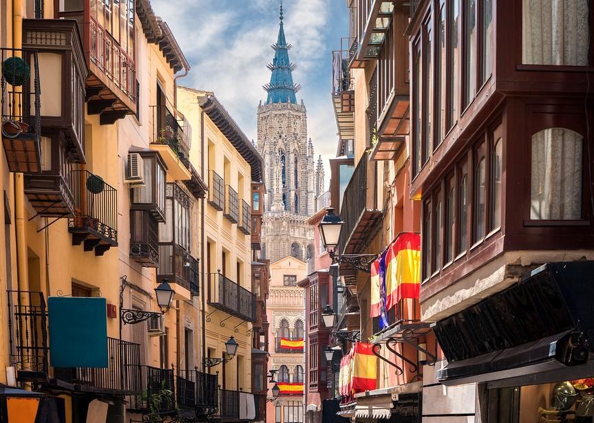 Madrid Şehrinde Gezilecek Yerler