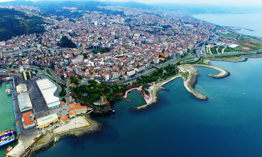 Trabzon Şehrinde Gezilecek Yerler