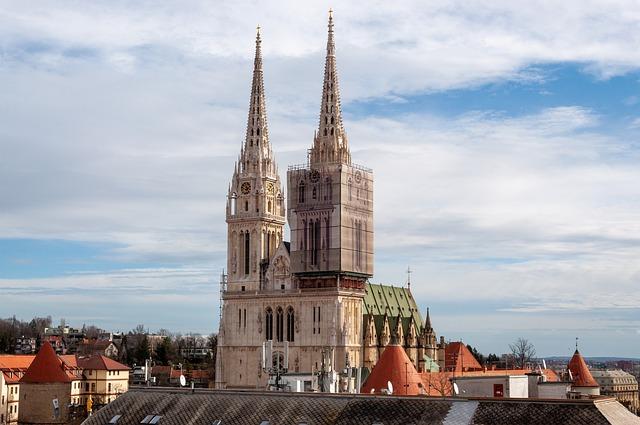Zagreb Şehrinde Gezilecek Yerler